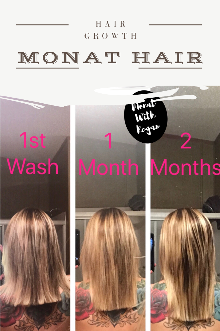 Trying to grow your hair faster? - Monat Hair
