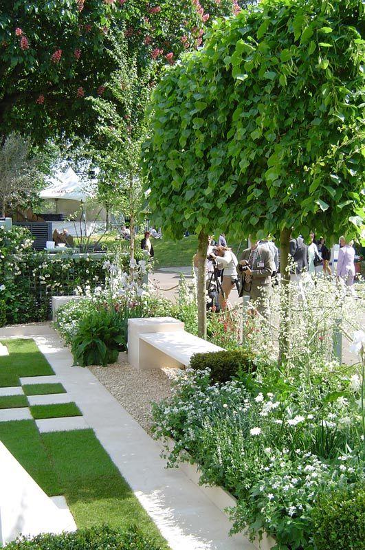 Chelsea Flower Show Garden and landscape designer