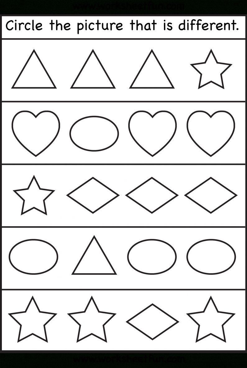 - 12 Position And Shape Worksheet For Kindergarten - Kindergarten In