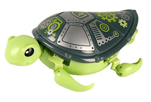 Robo Turtle Lifelike Kids Pet PlaySet Robotic Swim Walk Children Fun Toy Gift