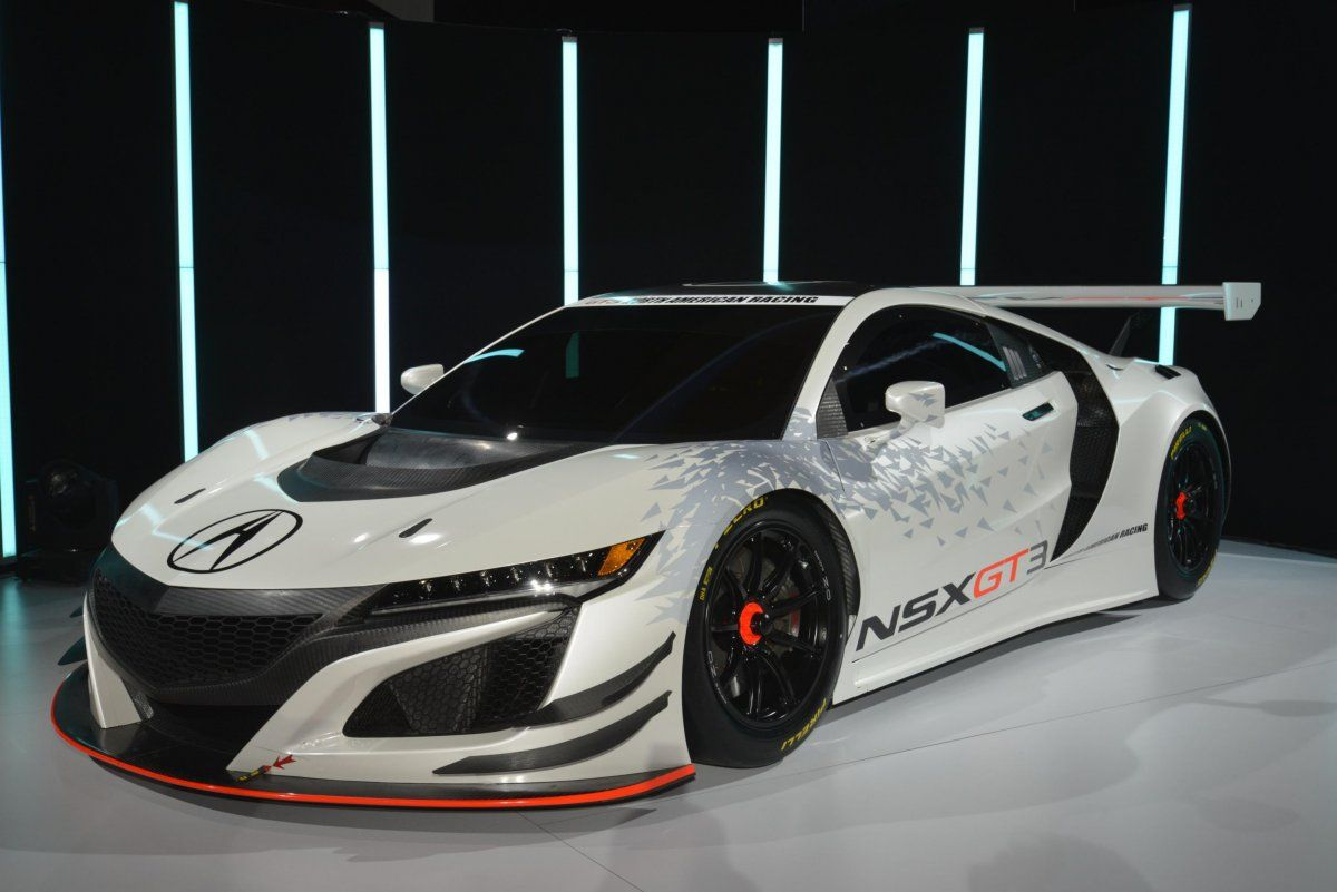 30 Hot Cars You Can T Miss At The New York International Auto Show Nsx Acura Nsx Acura Nsx Gt3