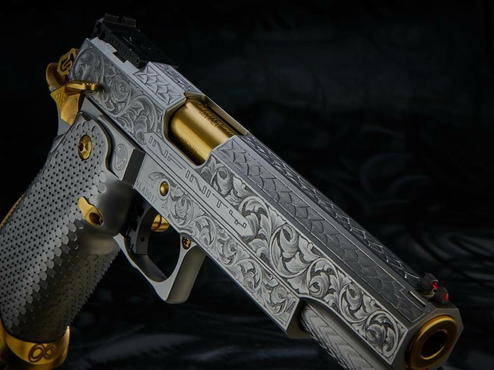 Best  Custom Guns Ideas On Pinterest Guns Custom  Grips - Custom gun barrel stickers