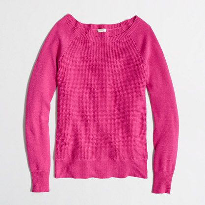 b311bd55 Warmspun waffle crewneck sweater in 2019 | a p p a r e l | Sweaters ...
