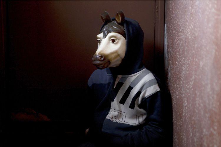 Marie Hudelot - Mask