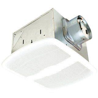 Quiet Zone 280 Cfm Ceiling Exhaust Fan Air King Ak280ls Amazon Com Bath Fan Exhaust Fan Bath Exhaust Fan
