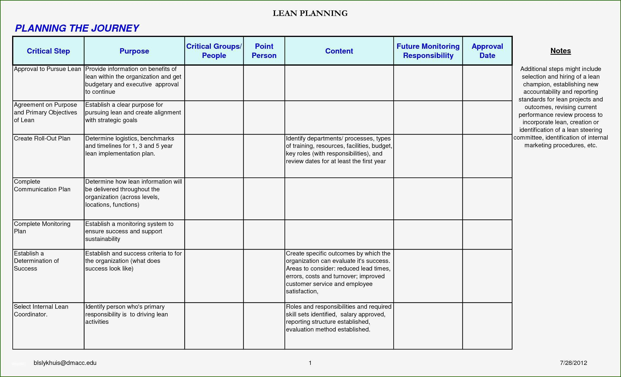 20 Fantastic Internal Communications Plan Template in 2020