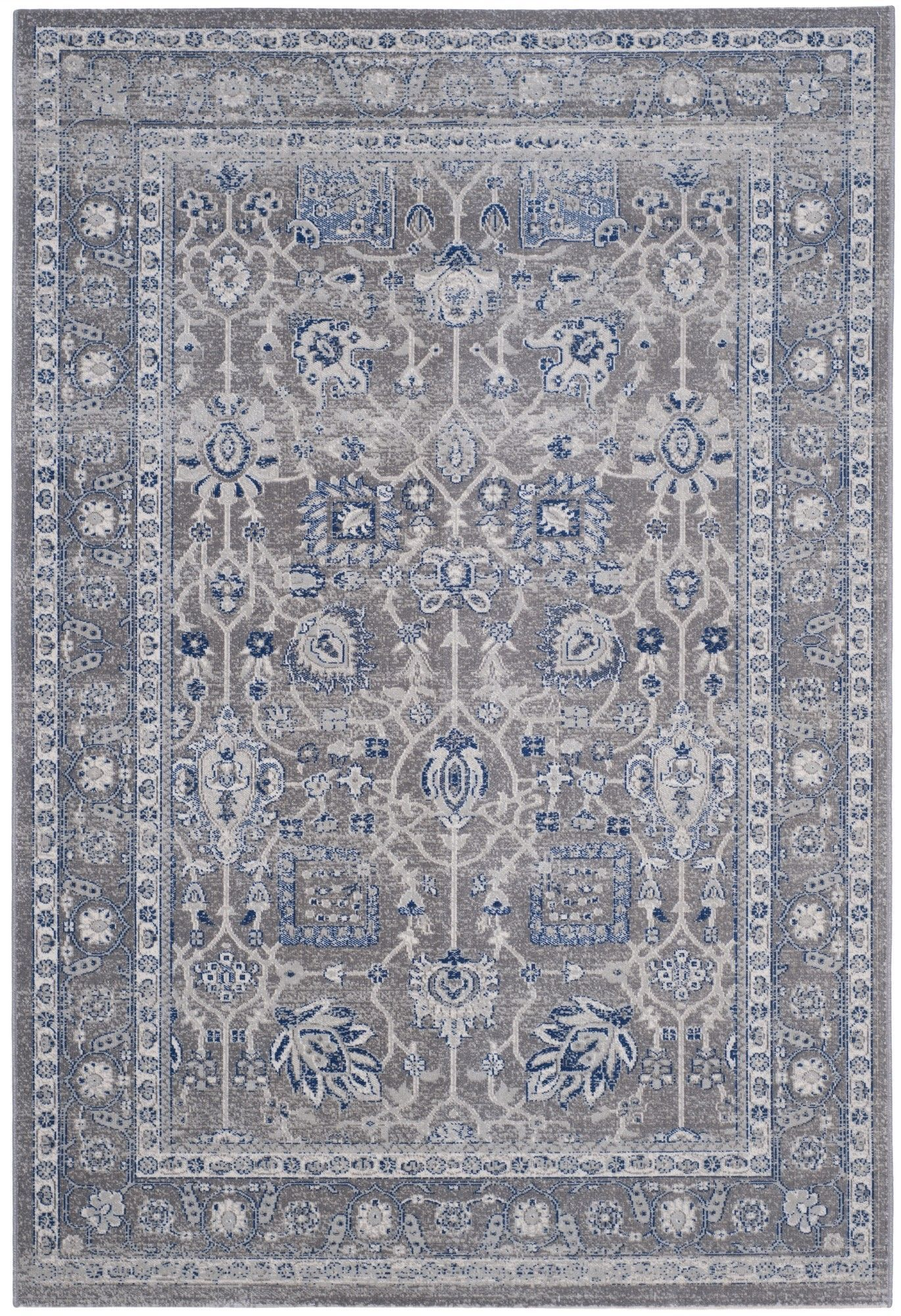 Bloomfield Multi Color Area Rug