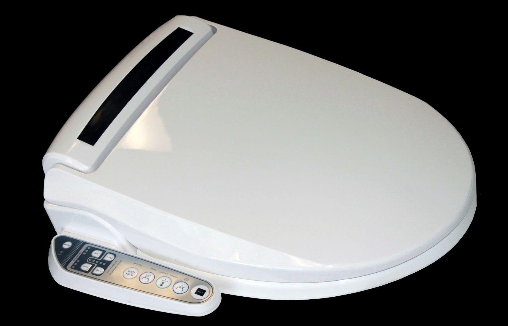 Spa Toilet Seat : Luxury bidet spa auto electronic toilet seat toilet spa and luxury