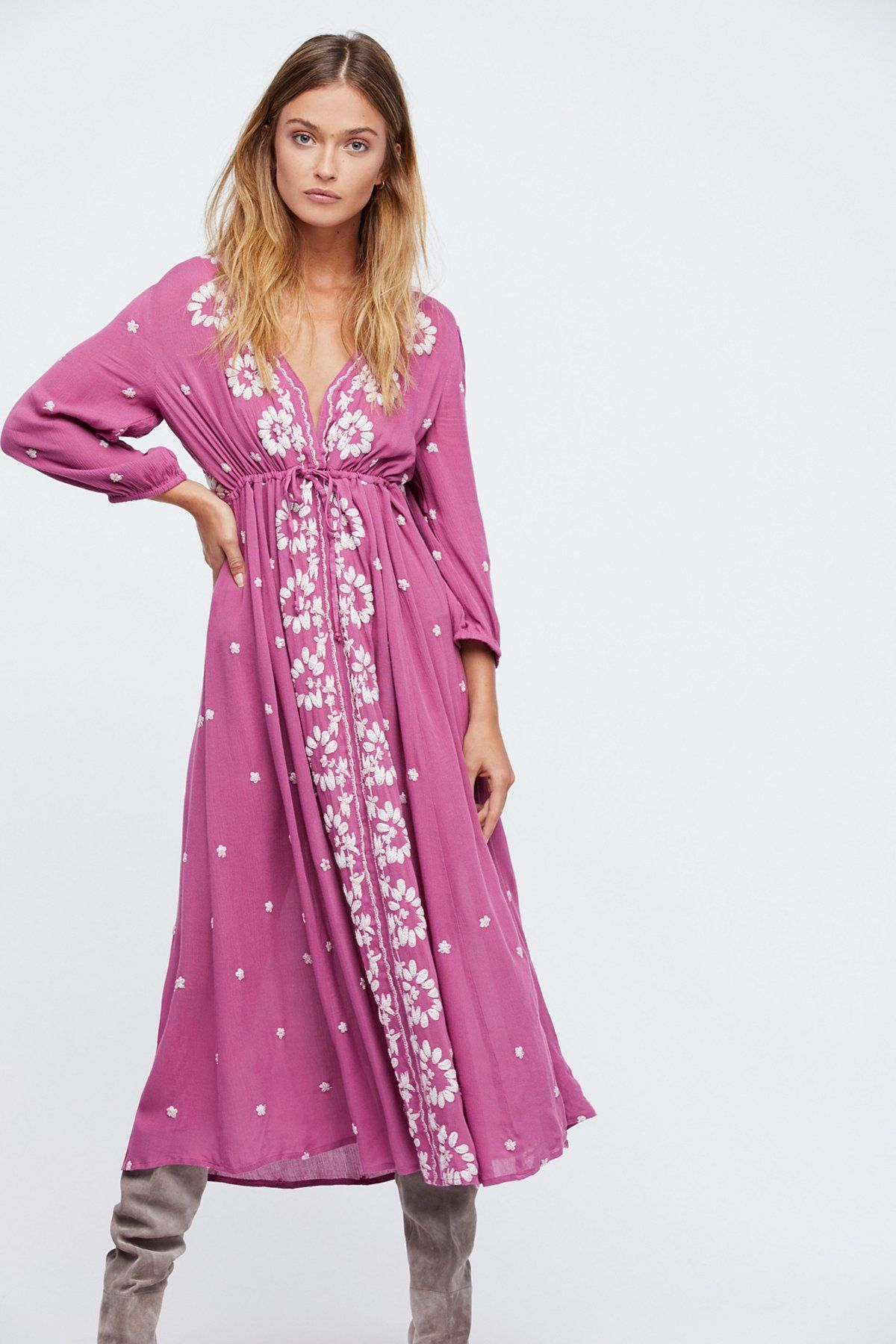 Embroidered Fable Dress | Dresses | Pinterest | Ropa