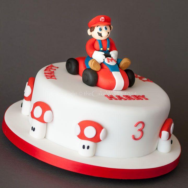 Birthday Celebration Cakes For Boys Aged 4 To Teenage Birthday