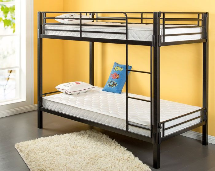 Best Bunk Bed Mattress Reviews For Beds In 2018