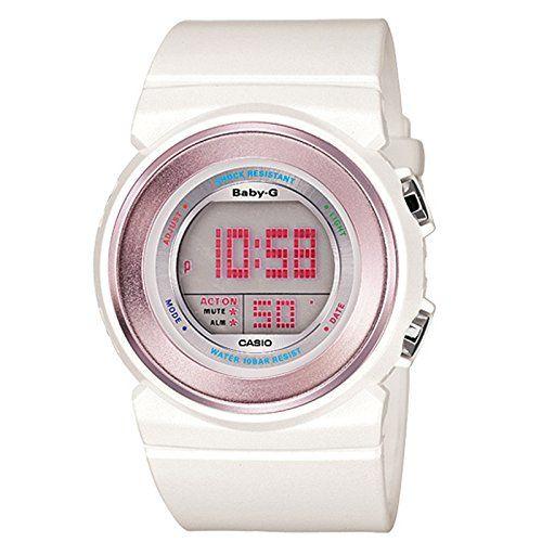 Baby-G Chrono Digital Grey Dial Women's watch
