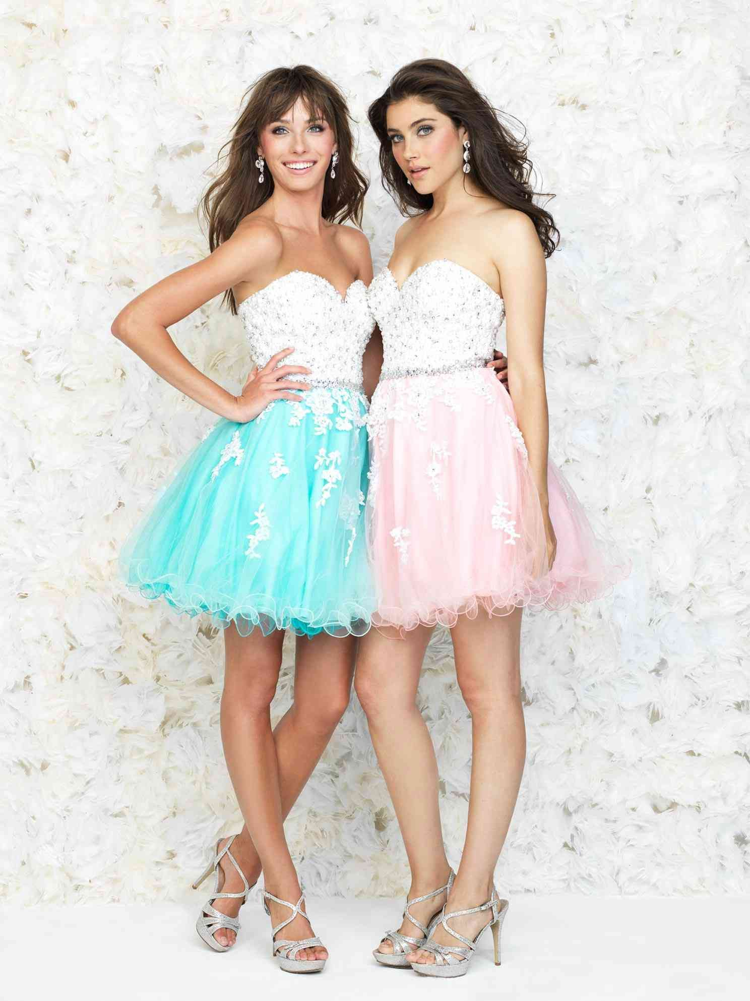 9a720f14061 Cute dresses if u and ur best friend loves to match.