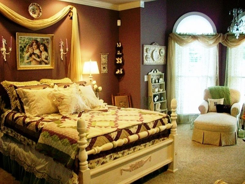 Victorian Bedrooms | Beautiful Victorian Georgeous Bedroom | Photos ...
