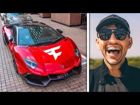Top 10 Most Expensive Youtuber Supercars Faze Rain Comedyshortsgamer Logan Paul Watch Video Here Http Bestcar Soluti Super Cars New Cars Logan Paul