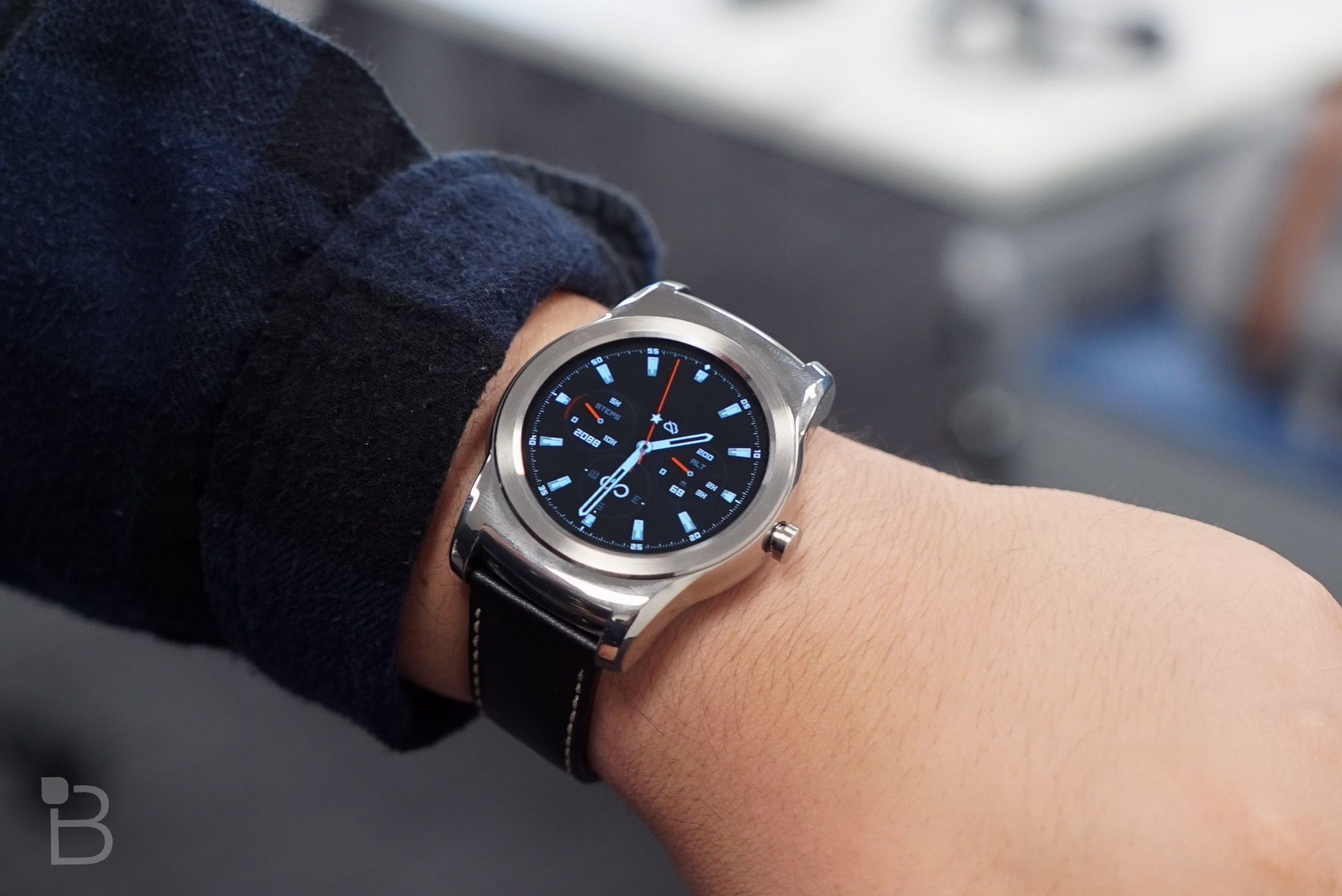 Android Wear 2.0 update to start making the rounds again