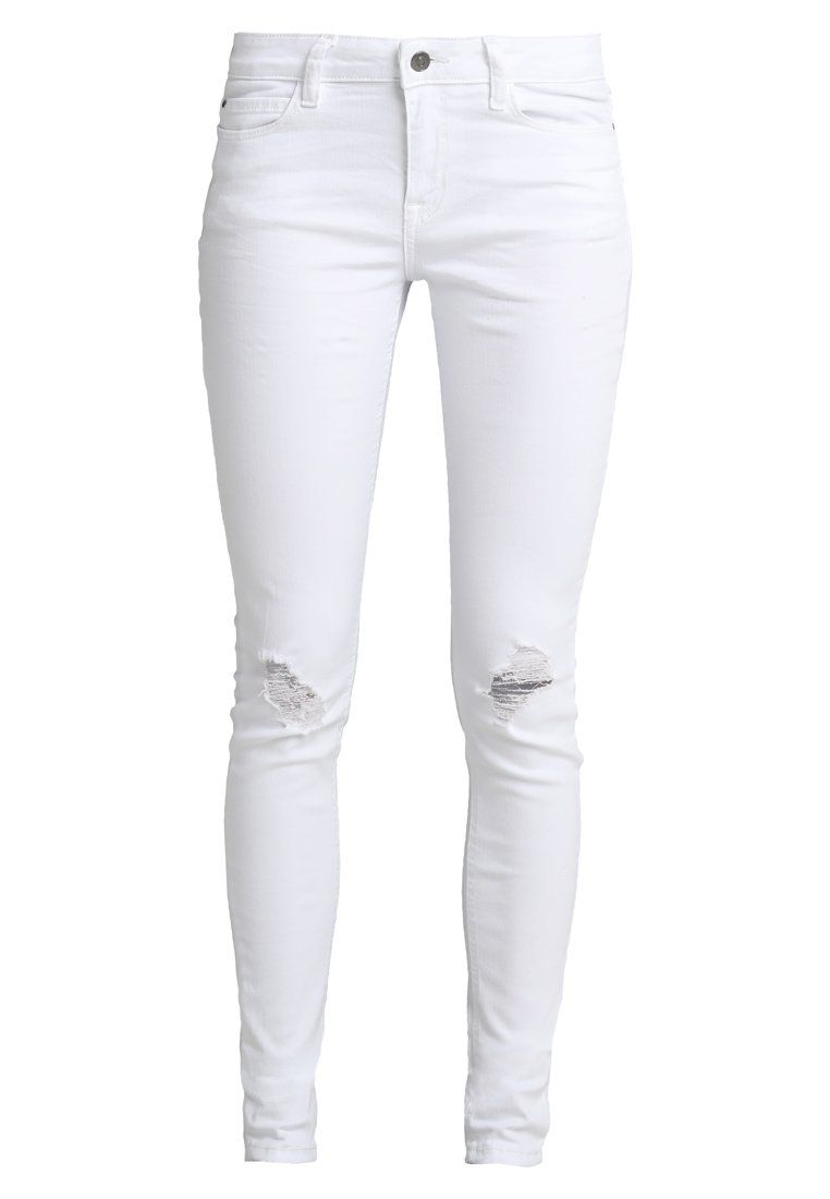 Jeans White Skinny Woman Jeans Tall Fashion Fit PHwvaX