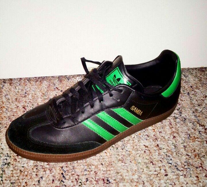 the best attitude 0f888 00863 Adidas Samba Celtic green CelticFC
