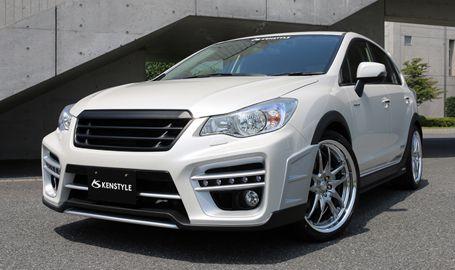 SUBARU XV / CROSSTREK BODYKIT | SUBARU | Subaru, Impreza, Car