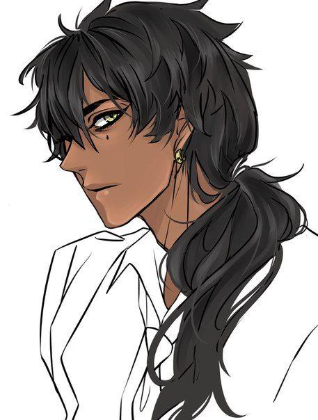 Tiki Mikk Tyki Mikk Black Anime Characters Dark Skin Boys D Gray Man