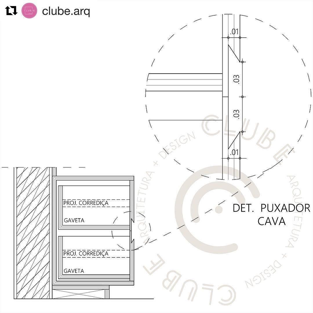 """213 curtidas, 1 comentários - Arquitetura na escala certa (@arquiteturanaescala) no Instagram: """"#Repost @clube.arq (@get_repost) ・・・ B O M D I A ♥️ Vamos nós com mais um detalhe do…"""""""