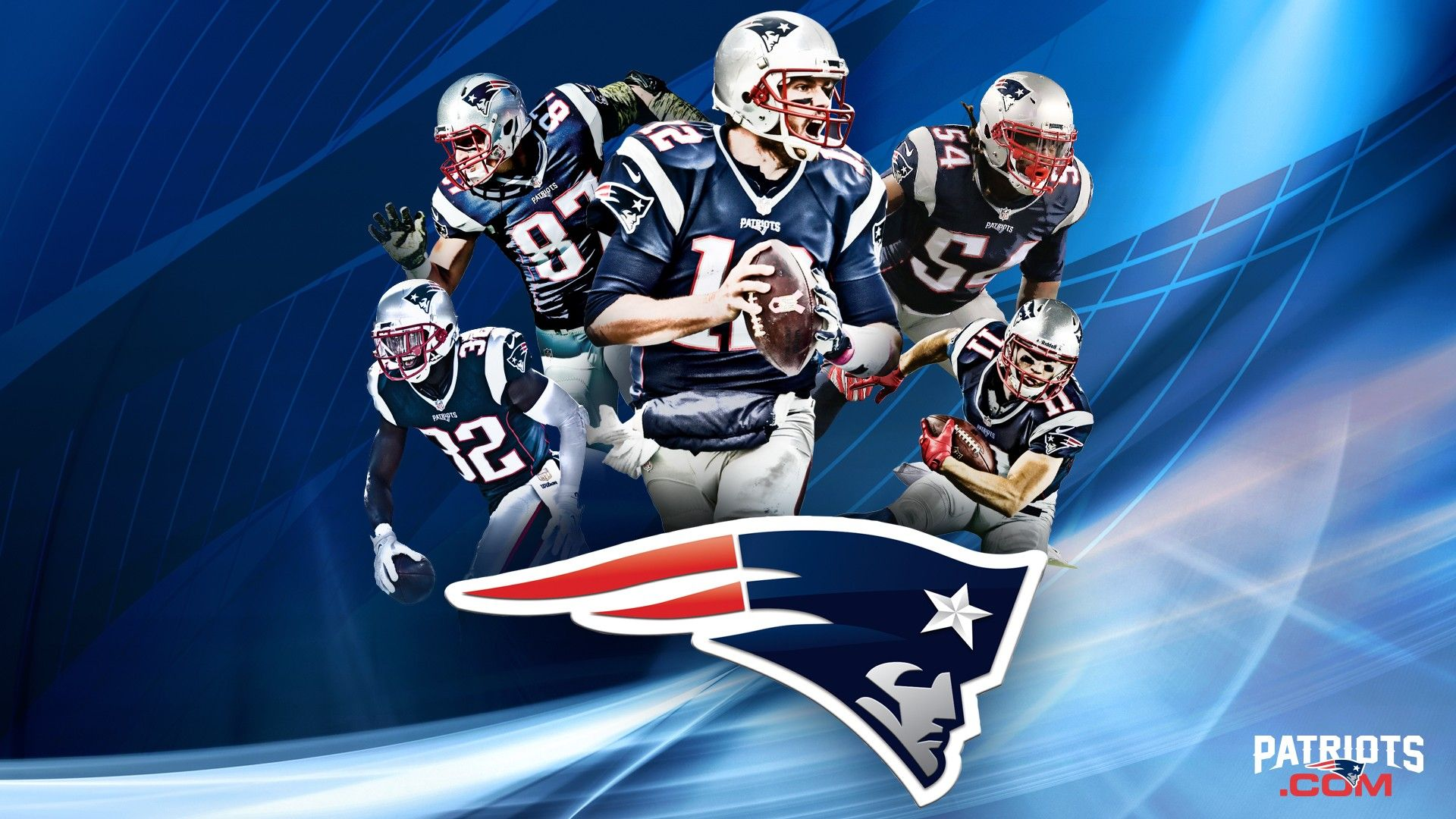 New England Patriots For Desktop Wallpaper