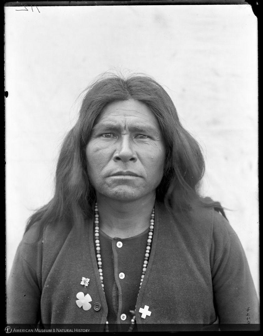 Apache man white river arizona native american