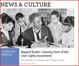 bayard rustin gay rights