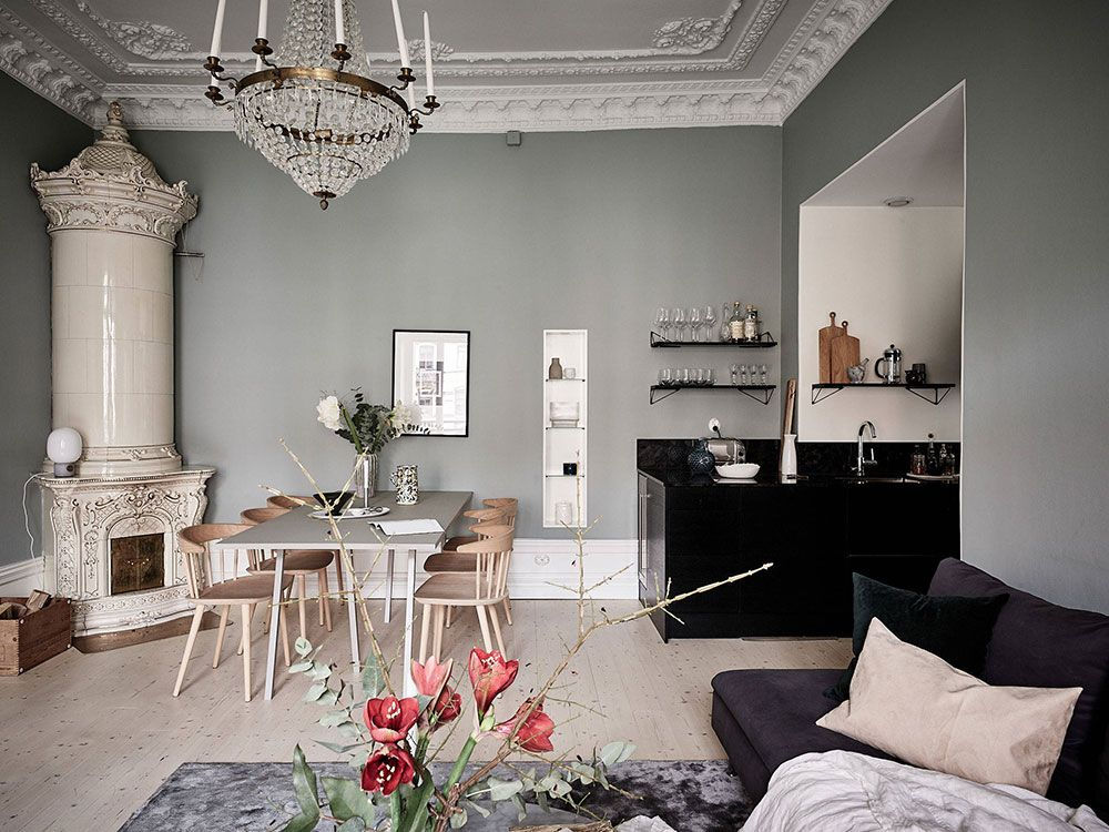 Beautiful Life In Old Gorgeous House In Goteborg 80 Sqm Home
