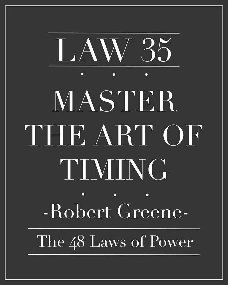 35 48 Laws Of Power Robert Greene Code Conduct Life