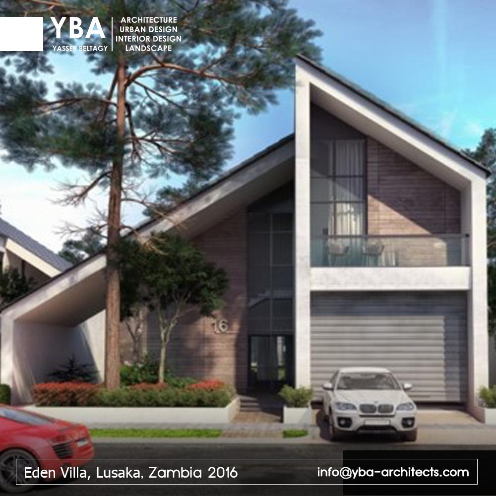 Eden villa lusaka zambia 2016