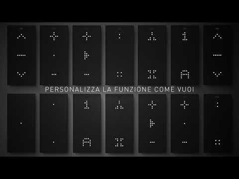 LIVING NOW - NUOVI COMANDI DIGITALI PER LA DOMOTICA MyHOME_Up. - YouTube