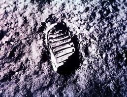 One small step for a man, one great leap for mankind.