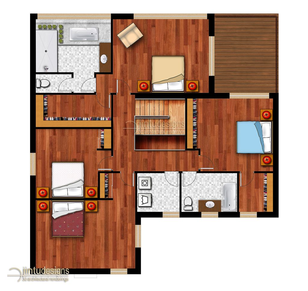 Color Floor Plan Residential Floor Plans D Floor Plan Color Floor Home Floor Plans Color
