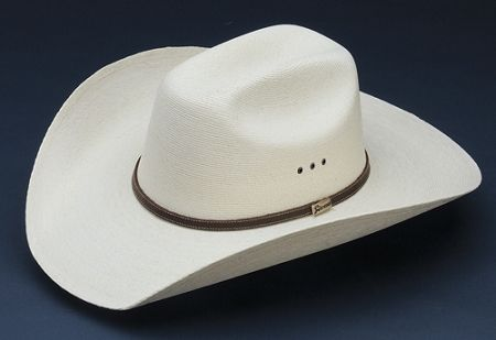 81acf701a7d34 Atwood Hereford Low Crown 7X Palm Leaf Cowboy Hat