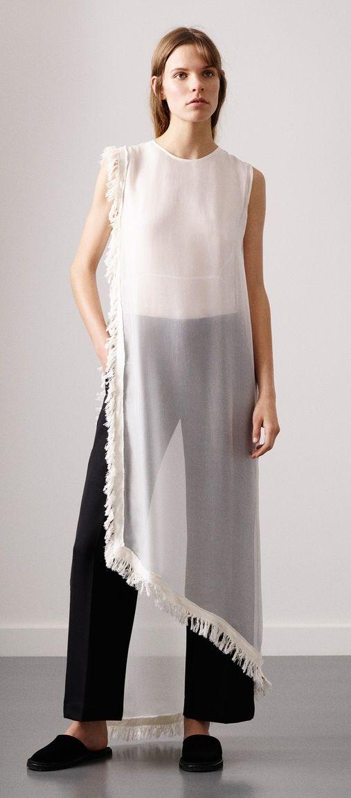 Простые платье блузки