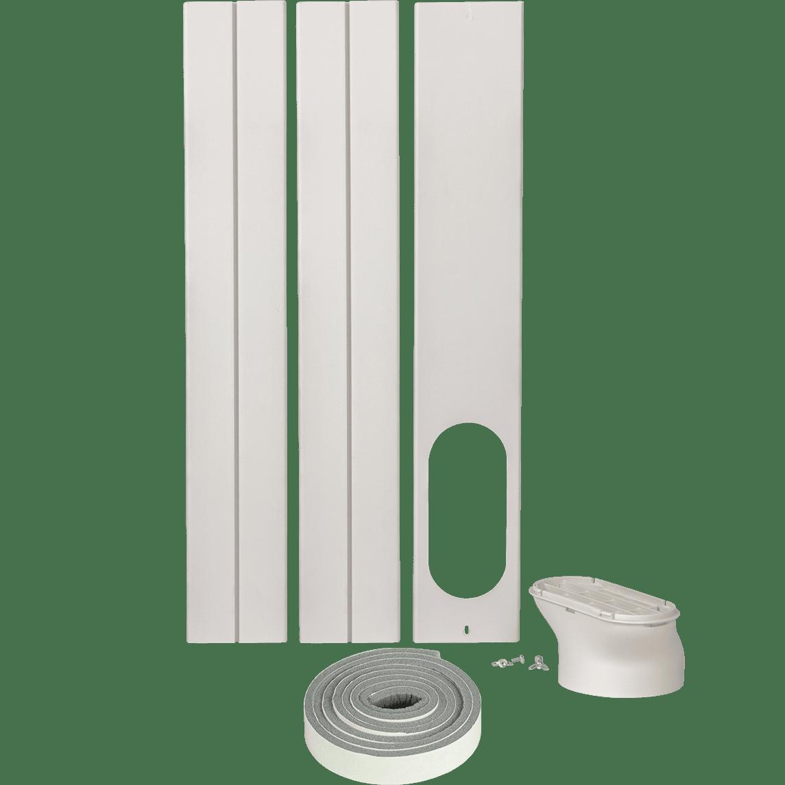 Honeywell Portable Ac Sliding Glass Door Kit In 2020 Door Kits
