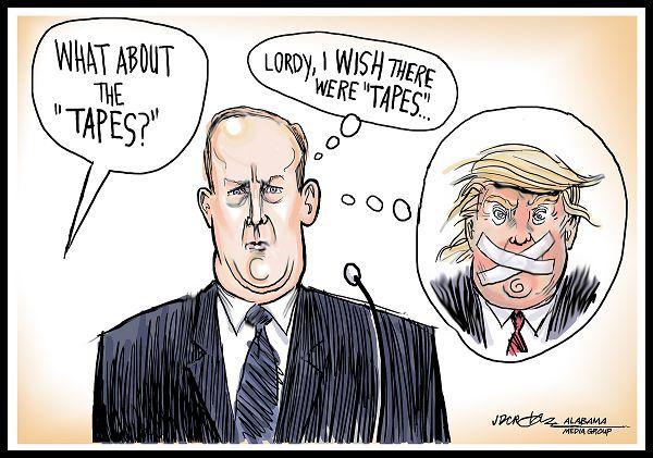 Cartoon By JD Crowe