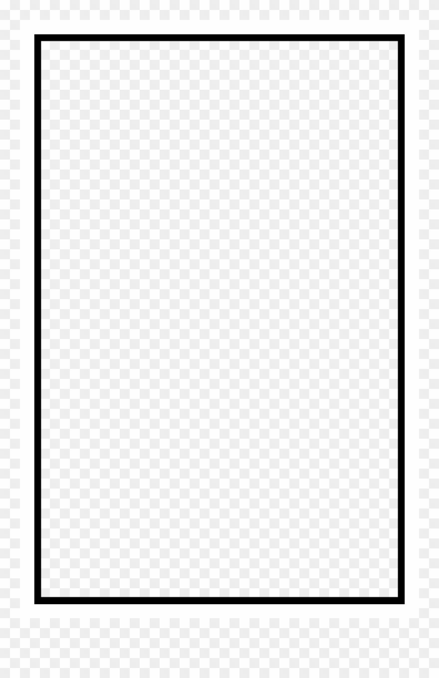 Download Hd Transparent Black Bars Border Black Box Png Clipart And Use The Free Clipart For Your Creative Project Black Bar Clip Art Black Box