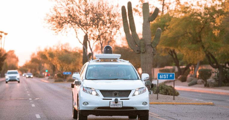 Texas gets closer to allowing selfdriving vehicle testing