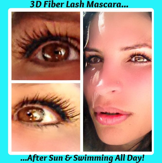 Say goodbye to falsies & eyelash extensions | Younique 3D Fiber ...