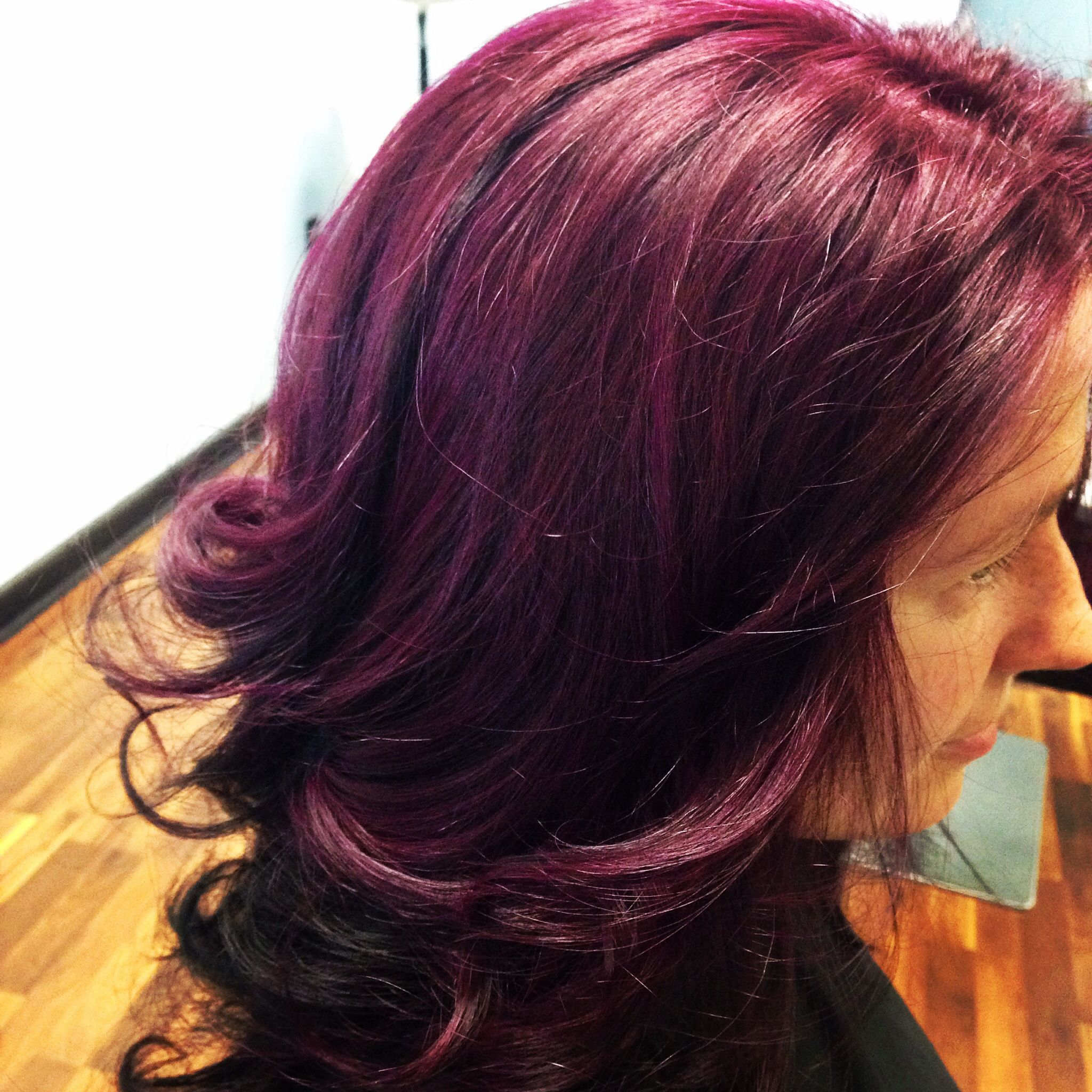 African Amethyst 4vv I Color Turned Out The Perfect Shade Of Violet