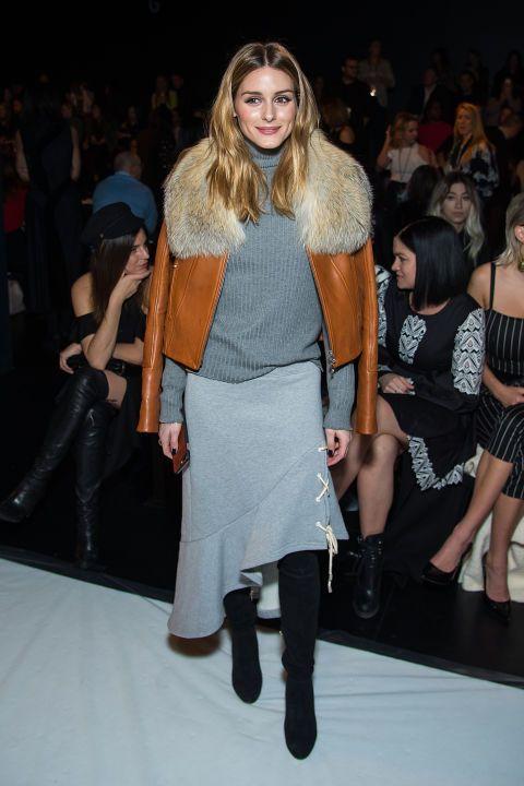 Che cosa hanno indossato le star nei front row della New York Fashion Week