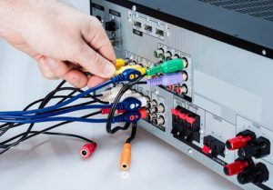 Home Theatre Wiring Ideas And Solutions Hiretrades Home Theater Wiring Home Theater Best Home Theater System