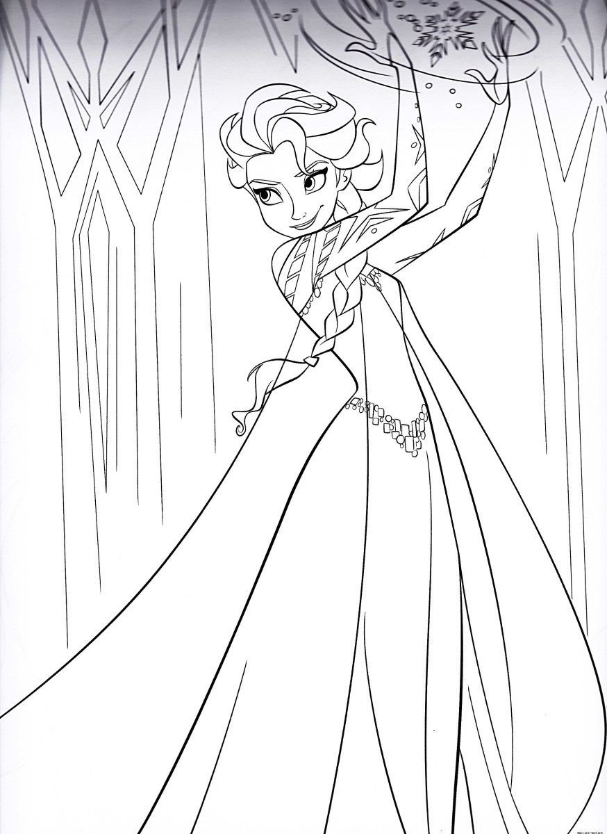 Anna And Elsa Coloring Pages Queen Elsa Coloring Page Color Bros Birijus Com Elsa Coloring Pages Frozen Coloring Pages Disney Princess Coloring Pages