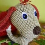 2000 Free Amigurumi Patterns: Lotte from Gadgetville – free amigurumi pattern
