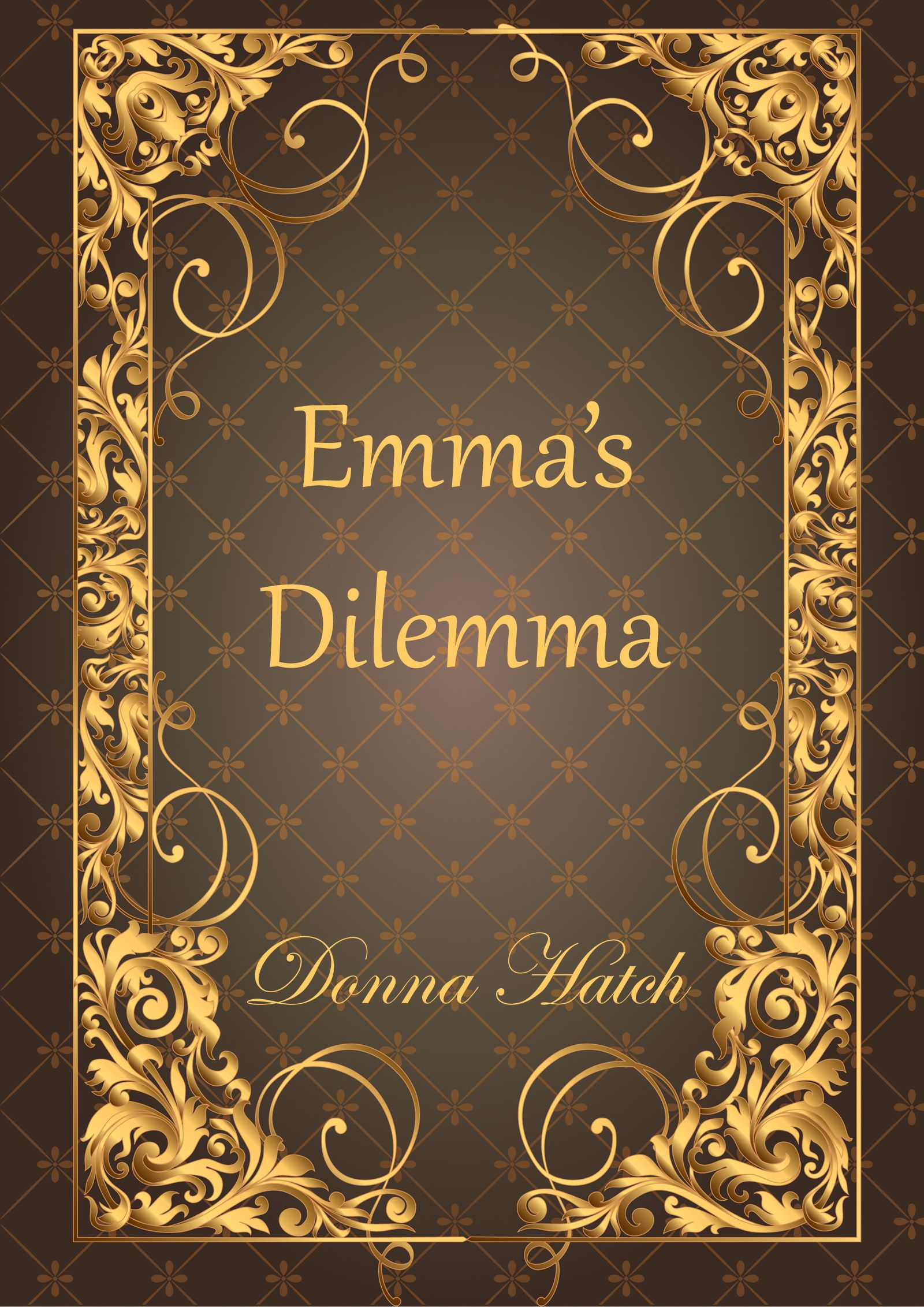 Book Cover Pattern Uk : Emmas dilemma bookcover copy g gothic