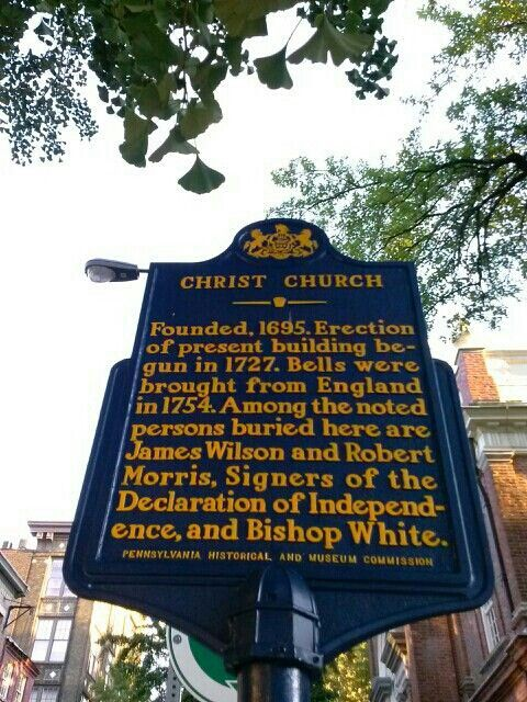 Philadelphia History Pennsylvania History Philadelphia History Historical Marker