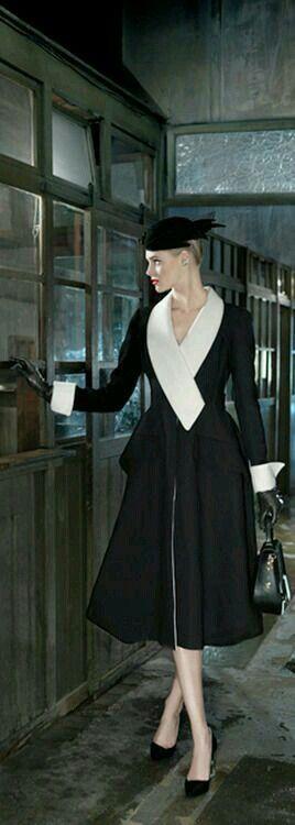 Overcoat Vintage