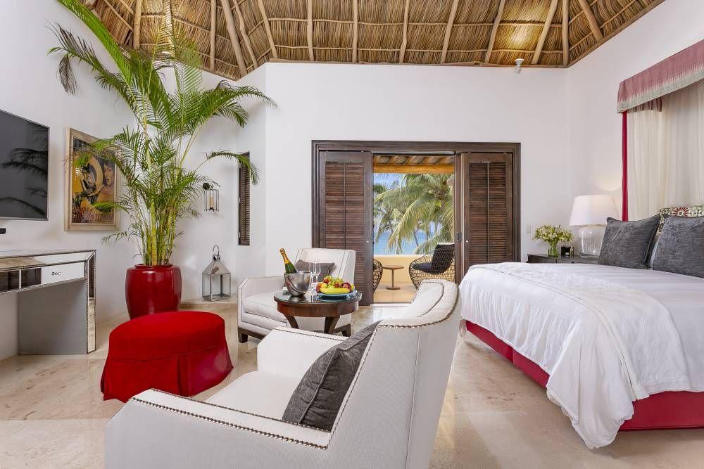 Casa Aramara Punta Mita Private Estate Official Site In 2020 Famous Interior Designers Tropical Luxury Architectural Digest